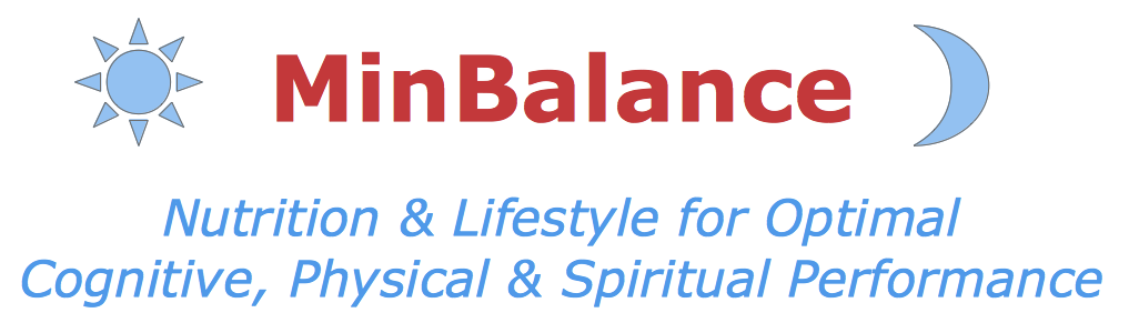MinBalance | Nutrition & Lifestyle for Optimal Cognitive, Physical & Spiritual Performance